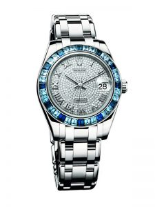 Oyster Perpetual Datejust Pearlmaster 34 81349SA-74869